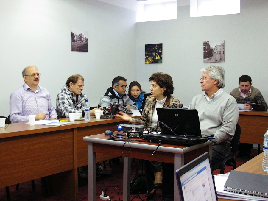 3FEP meeting in Tbilisi